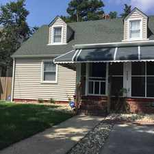 Rental info for 9009 Granby St. in the Northside area