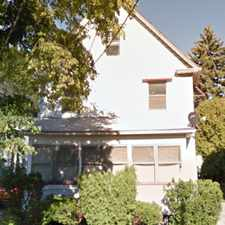 Rental info for 36 Clairmount St Up