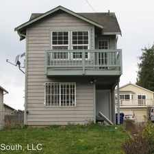 Rental info for 6123 47th Ave S. in the Seward Park area