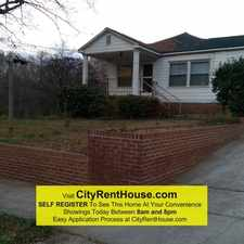Rental info for Convenient East Point Home in the Atlanta area