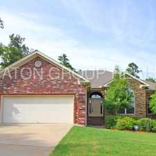 Rental info for Welcome home to 15600 Hartford Street in Little Rock