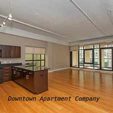 Rental info for E Ontario St & N Fairbanks Court in the Chicago area