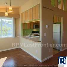 Rental info for 2 Bed/1 Bath with sun facing balcony available today!