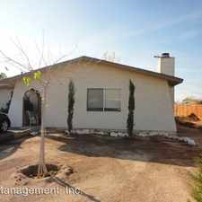 Rental info for 21800 Panoche Rd. - #4