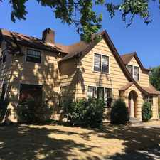 Rental info for 861 SW Madison Avenue in the Corvallis area