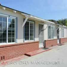 Rental info for 220 Center Street - Unit 4 in the Santa Cruz area