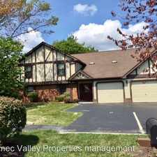 Rental info for 1624 Walpole Dr Unit D in the Chesterfield area