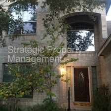 Rental info for Beautiful Home in Rogers Ranch in the San Antonio area