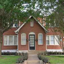 Rental info for CHATEAUX in the Dallas area