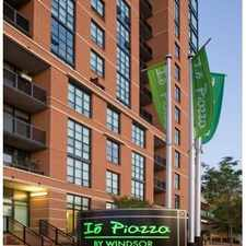 Rental info for IO Piazza by Windsor in the Alexandria area