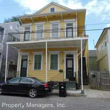 Rental info for 1106-08 TREME ST in the New Orleans area