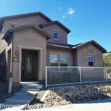 Rental info for 10641 E Native Rose Trail