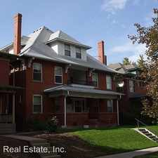 Rental info for 1553 Steele St #4B in the City Park area