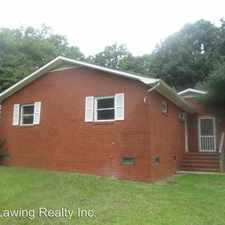 Rental info for 4415 Rolling Hill Drive in the Eastway area