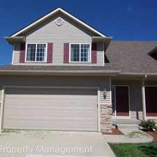 Rental info for 1344 NW 23rd Lane in the Ankeny area