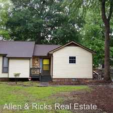 Rental info for 1705 Old Barn Road in the Rocky Mount area