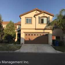 Rental info for 13206 La Tierra Way