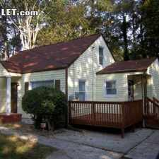 Rental info for $1075 3 bedroom House in Fulton County East Point in the Southwest Atlanta area