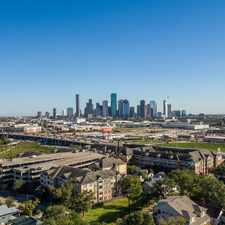 Rental info for Camden Heights in the Houston area