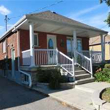 Rental info for 70 Algoma Street in the Mimico area
