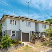 Rental info for Bardon - Three Bedroom Air-conditioned Home