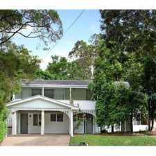 Rental info for Great Home for a Young Family. in the Brisbane area