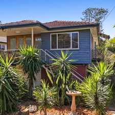 Rental info for PET FRIENDLY FAMILY HOME in the Rocklea area