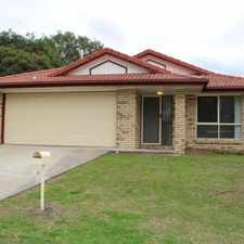 Rental info for Large Home In Quiet Location in the Brisbane area