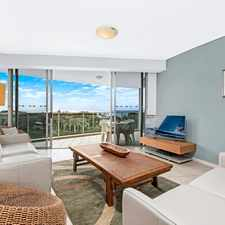 Rental info for Luxurious 2 bedroom beachfront apartment + Study in the Sunshine Coast area