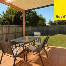 Rental info for GENEROUS SIZED YARD + AIR CON! - VIEW TODAY! in the Kallangur area
