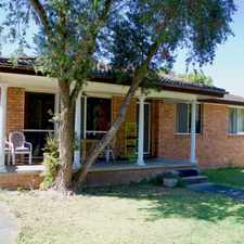 Rental info for Get in quick for this 3 bedroom house at only $270 PW! in the Taree area