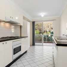 Rental info for Peaceful and Convenient Location in the Wahroonga area