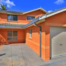 Rental info for Well Presented 4 Bedroom Duplex in the Georges Hall area