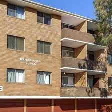 Rental info for OPEN FOR INSPECTION SATURDAY 16TH SEPTEMBER 1:45-2:00PM
