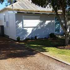 Rental info for UPDATED NEAT & TIDY 2 BEDROOM in the Griffith area