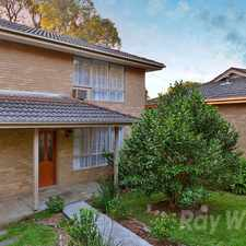 Rental info for A QUIETLY POSITIONED 2 BEDROOM TOWNHOUSE