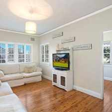 Rental info for Stunning Art Deco in the Sydney area