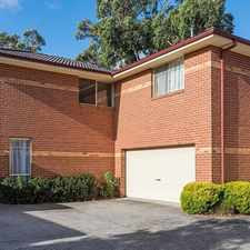 Rental info for SPACIOUS FAMILY HOME IN THE HEART OF KILSYTH