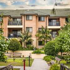 Rental info for Modern Top Floor Unit in the Kirrawee area