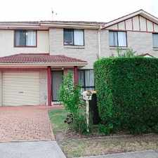 Rental info for Walking Distance To The Train Station !! in the Quakers Hill area
