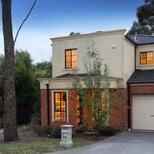 Rental info for Three Bedroom home in a private development.