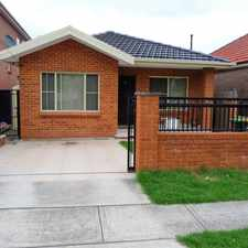 Rental info for MODERN 3 BEDROOM BRICK HOME