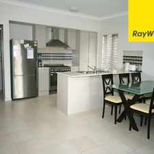 Rental info for Air Conditioned Four Bedroom Home - Close to Everything!!! in the Brisbane area