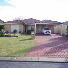 Rental info for Beautifully Presented Family Home!!!!