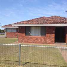Rental info for GREAT LOCALITY in the Wanneroo area