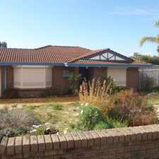Rental info for FAMILY HOME!! in the Mirrabooka area