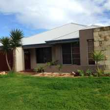 Rental info for FRESH PAINT AND NEW FLOORING in the Perth area