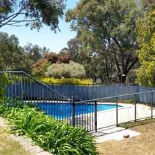 Rental info for Overlooking Blue Gum Reserve