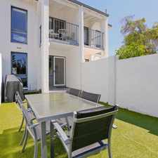Rental info for FURNISHED TOWNHOUSE - WALK TO THE BEACH!
