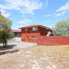 Rental info for Act Fast, Priced to Lease! in the East Victoria Park area